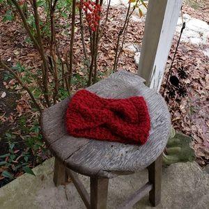 Handmade headband/earwarmers